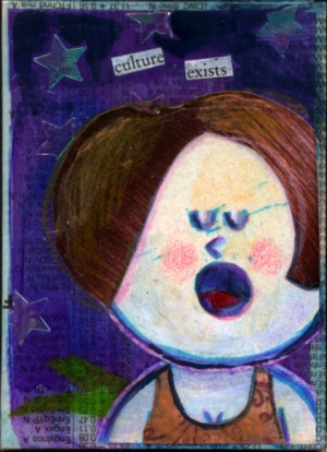 Culture Exisits ACEO